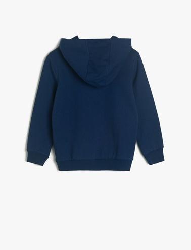 Koton Kids Sweatshirt Lacivert